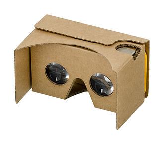 经济实惠和方便的Google Cardboard