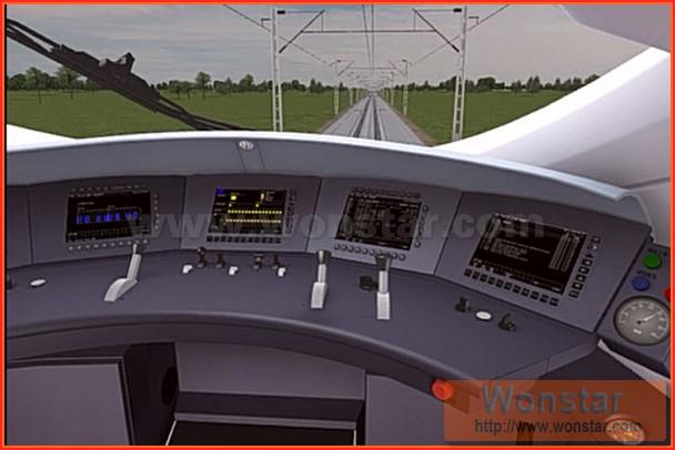 虚拟驾驶max万博客户端系统